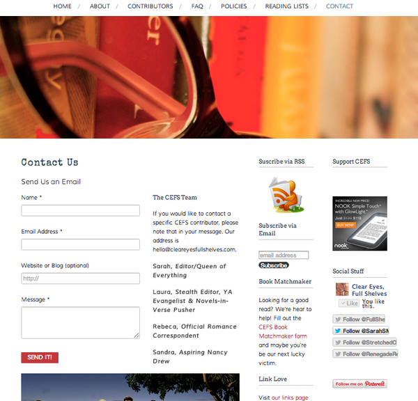Course - Web Design Tools (Winter 2013) - Sarah Moon