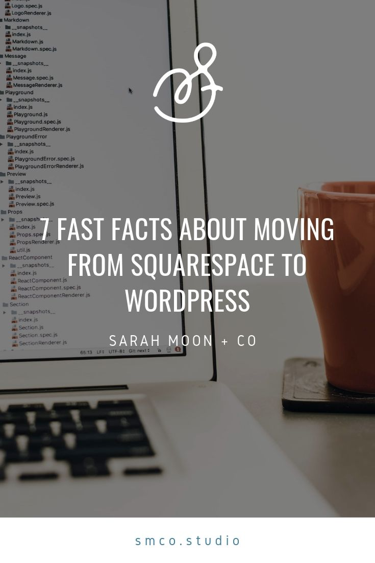 What you need to know about migrating from Squarespace to WordPress
