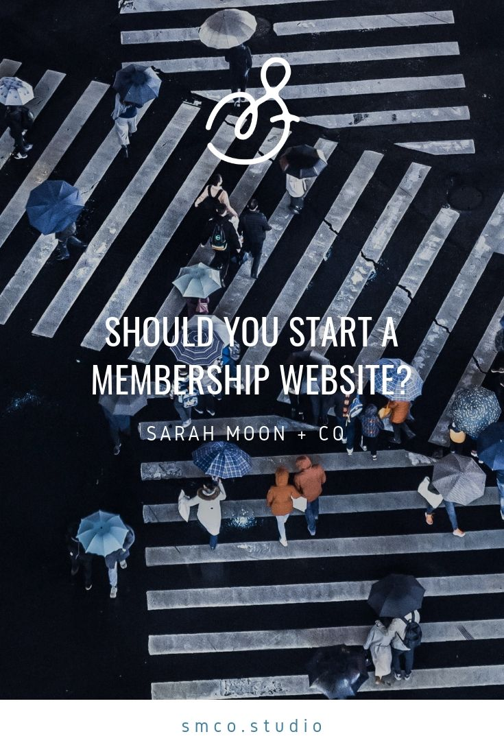 Should you start a membership website? We dig into the signs it may be time and the signs it's not for you.