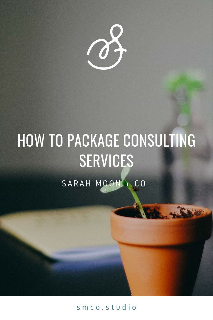 How to Package Consulting Services