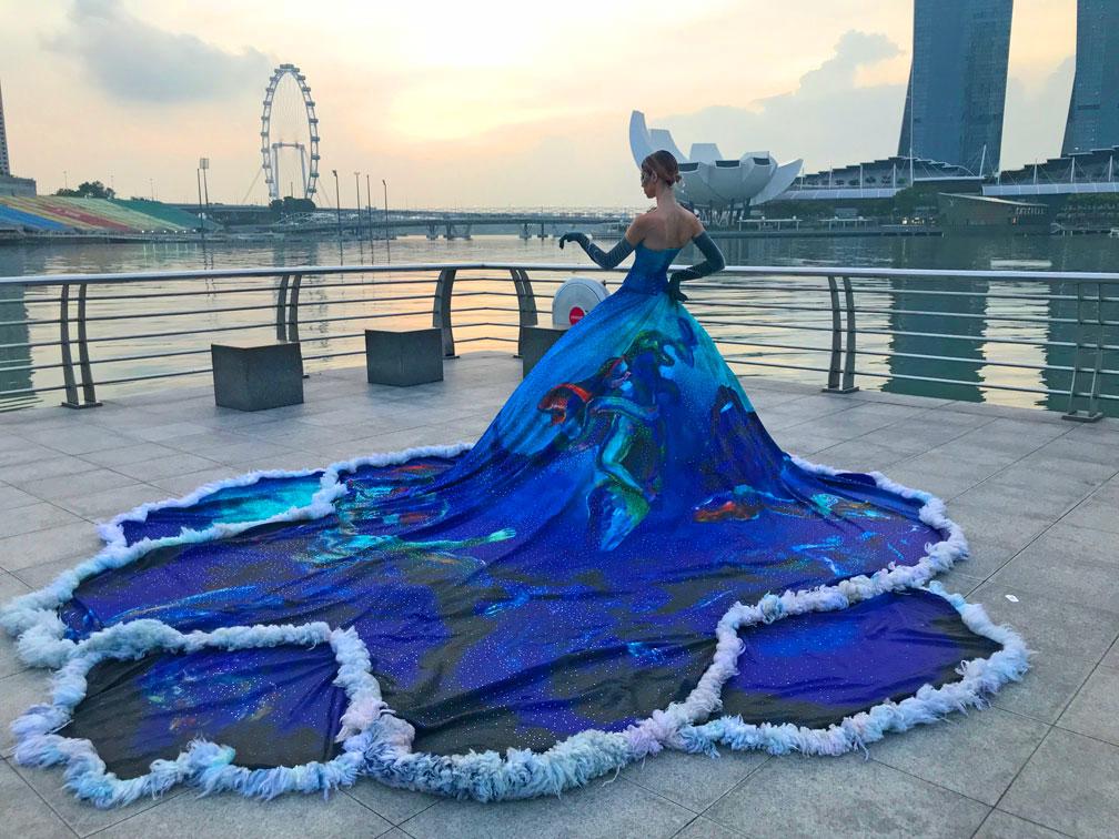 ADEX Singapore 2018 - Singapore, SingaporeTrip graciously sponsored by the Mermaid Alliance.
