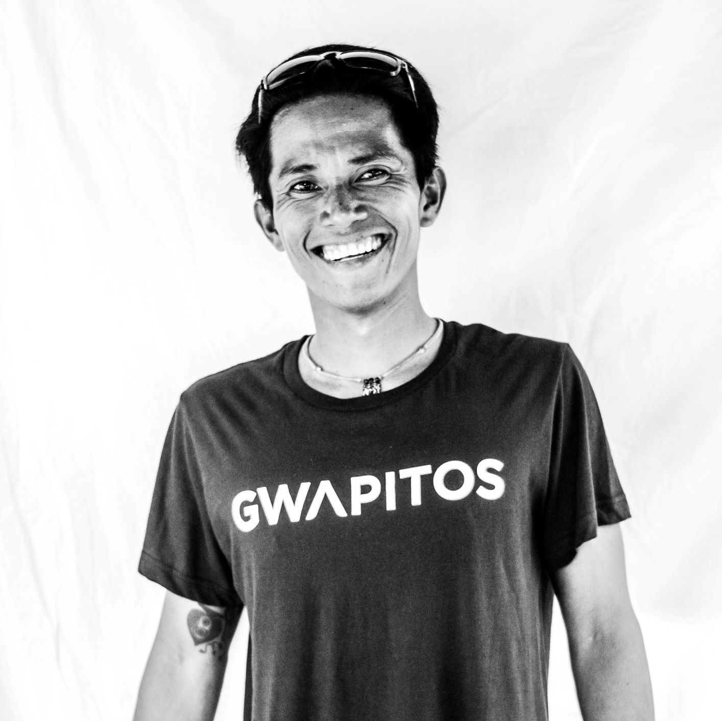 Jong Mutia, 36 - From General Luna, SiargaoSurfing for 22 yearsSurf instructor for 7 years