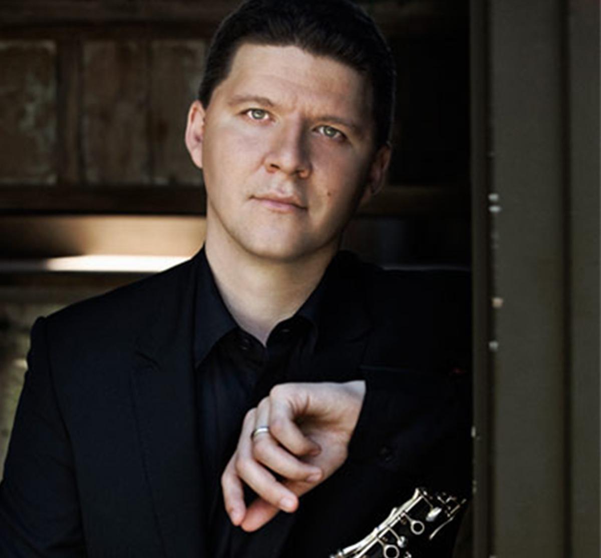 Alexander Fiterstein - Clarinetist, Faculty at Peabody Conservatory