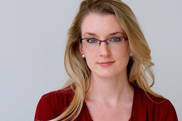 Amanda Cook - Editor-in-Chief of I CARE IF YOU LISTEN