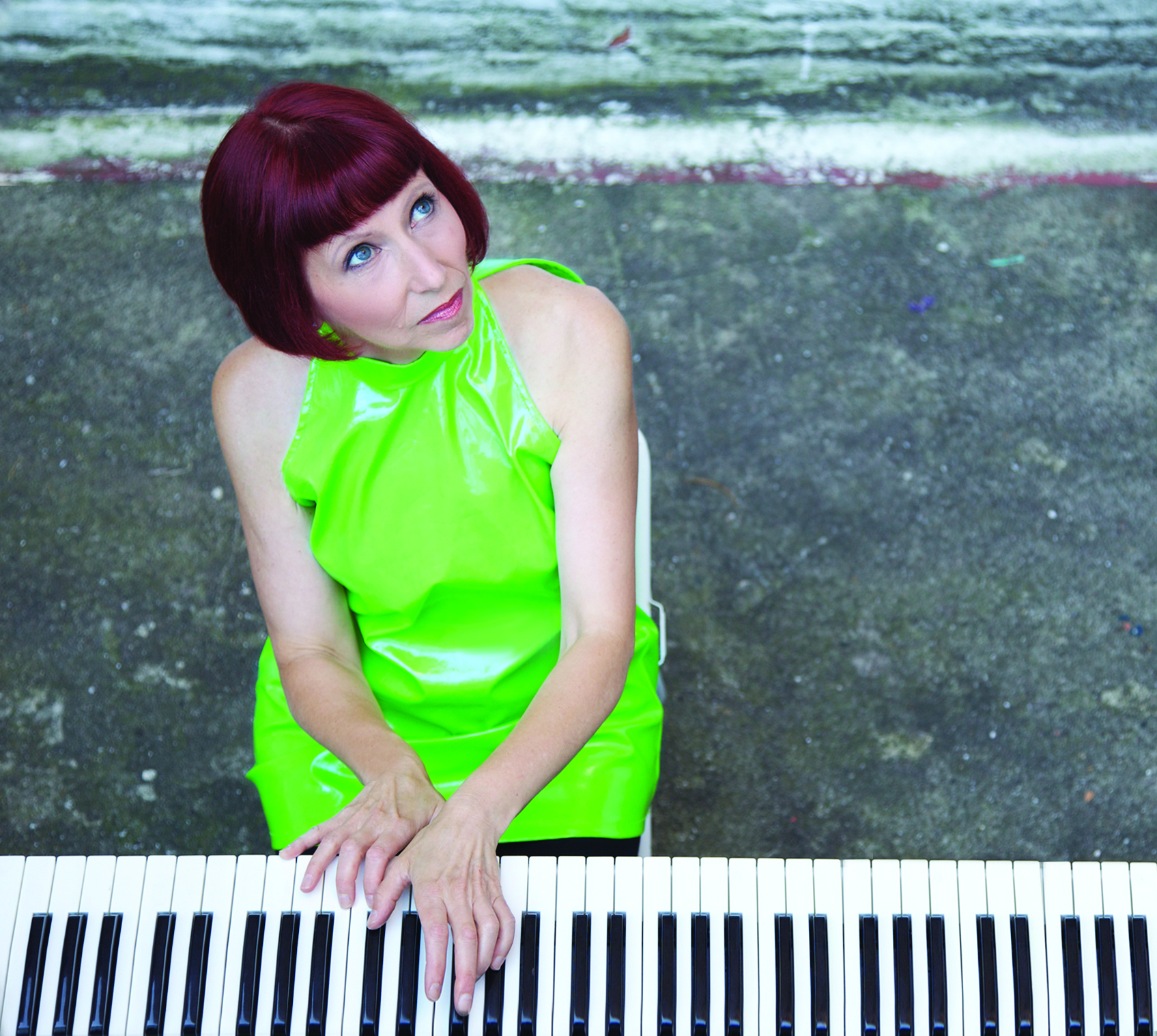Kathleen Supove - Pianist, concert presenter, commissioner,founder – The Exploding Piano