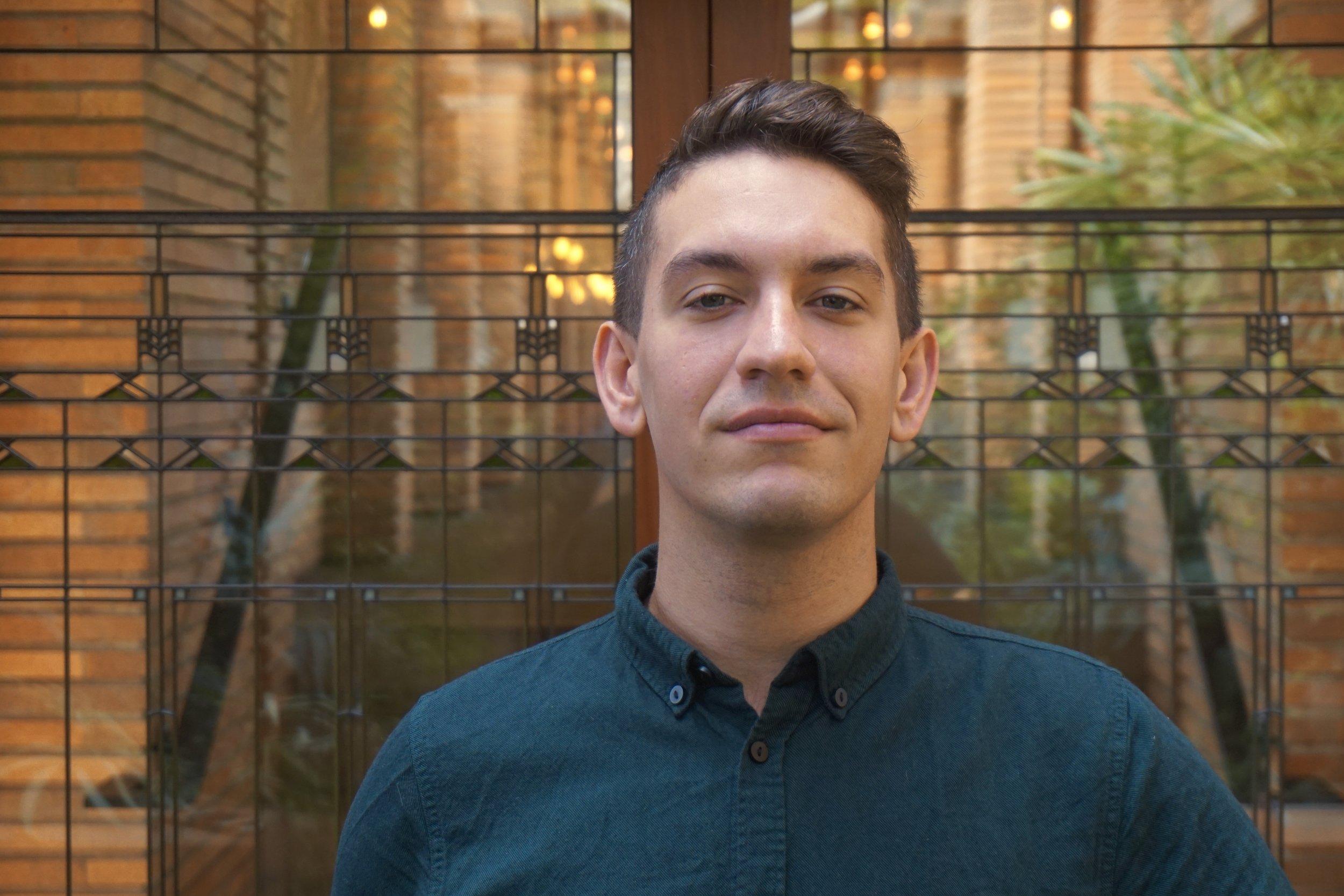 Jacob Slattery - Digital Media and Promotion Manager of The Leonard Bernstein Office