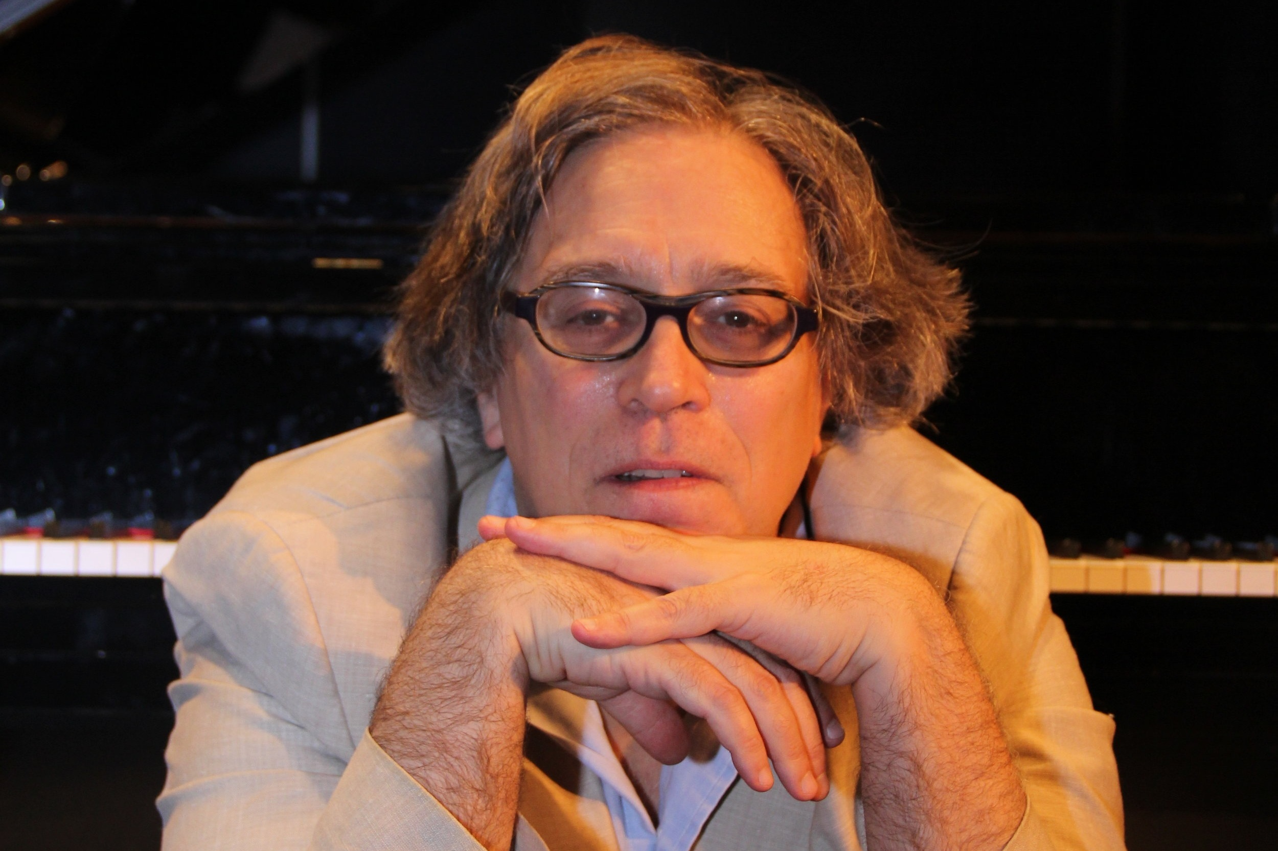 Jed Distler - Composer, Gramophone magazine reviewer, Radio host at Between the Keys, Artistic director, ComposersCollaborative