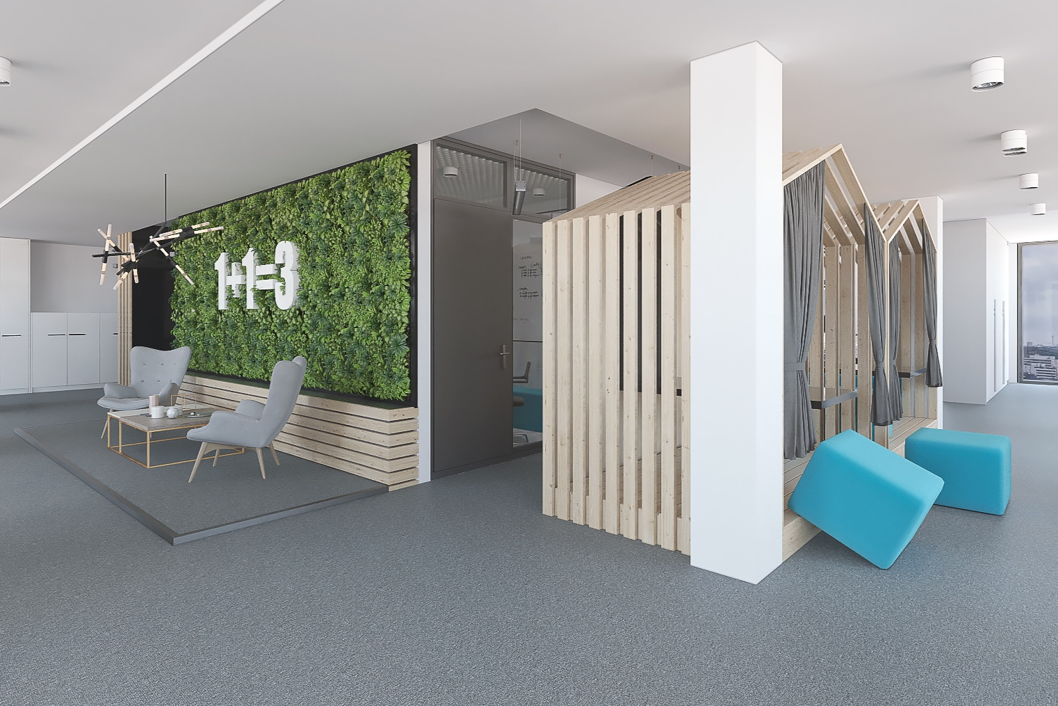 3. Have your space visualised & order