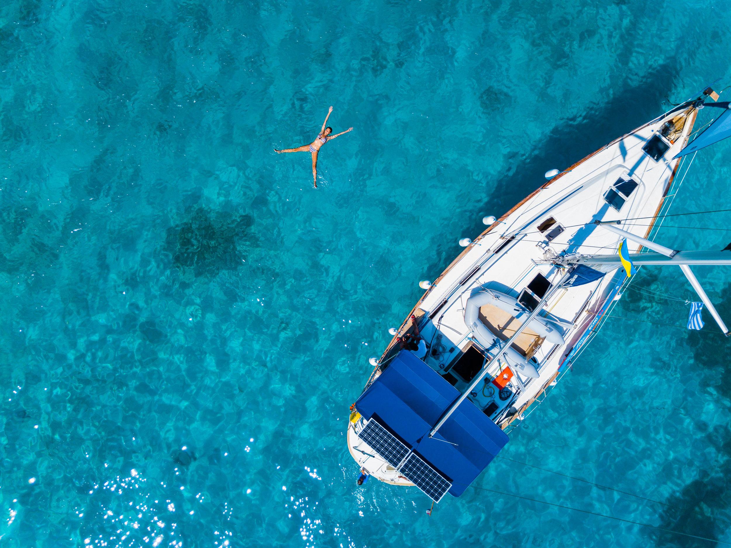 SEA SUN SILK Acrobatic Cruise - 13. - 20. July 2019 in Croatia