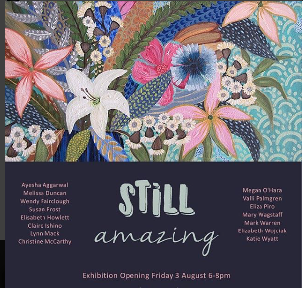 Still Amazing SALA 2018 - Art Images Gallery, 3 August 2018 to 3 September 2018