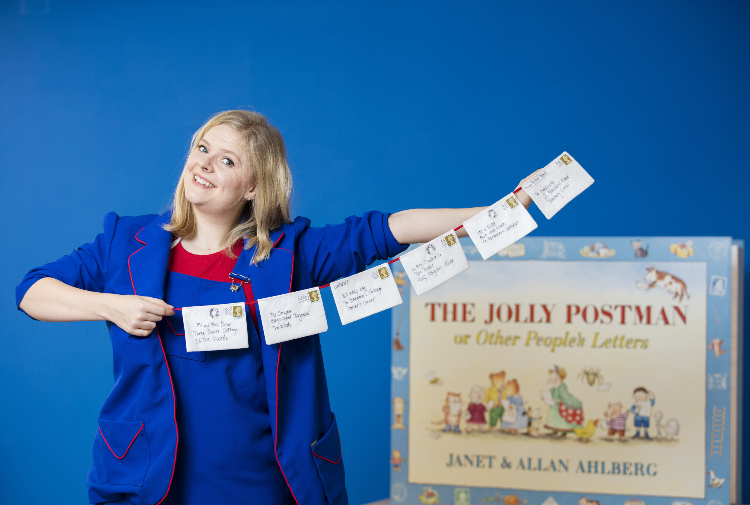 The Jolly Postman - The Postal Museum