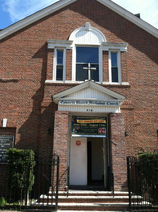 About - Epworth United Methodist Church is a strong faith base church located in the heart of the south bronx.We are located at 834 Concourse Village East, Bronx NY 10451We have been serving God and our community for 116 years.