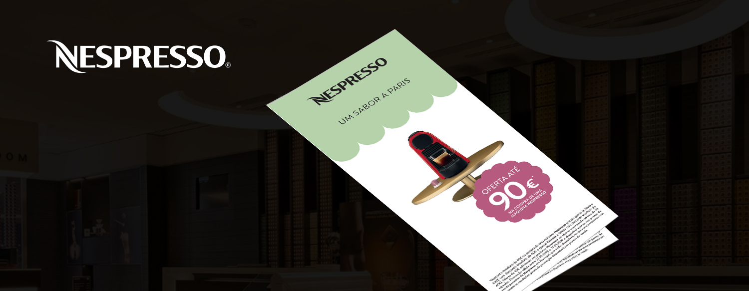 .... Nespresso gets ready to end the year .. Nespresso prepara el final de año .. Nespresso prepara o final de ano ....