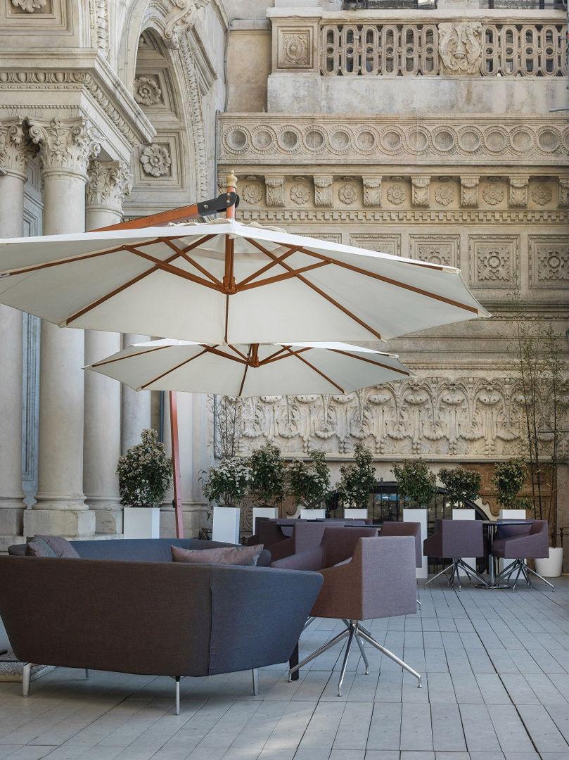 Eng Terrazza Duomo 21 Restaurant Lounge Milano Italia