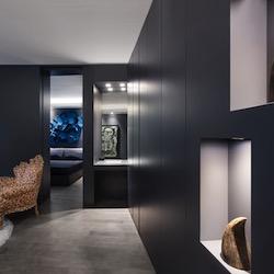 Residencial    Mini departamento de iper-design