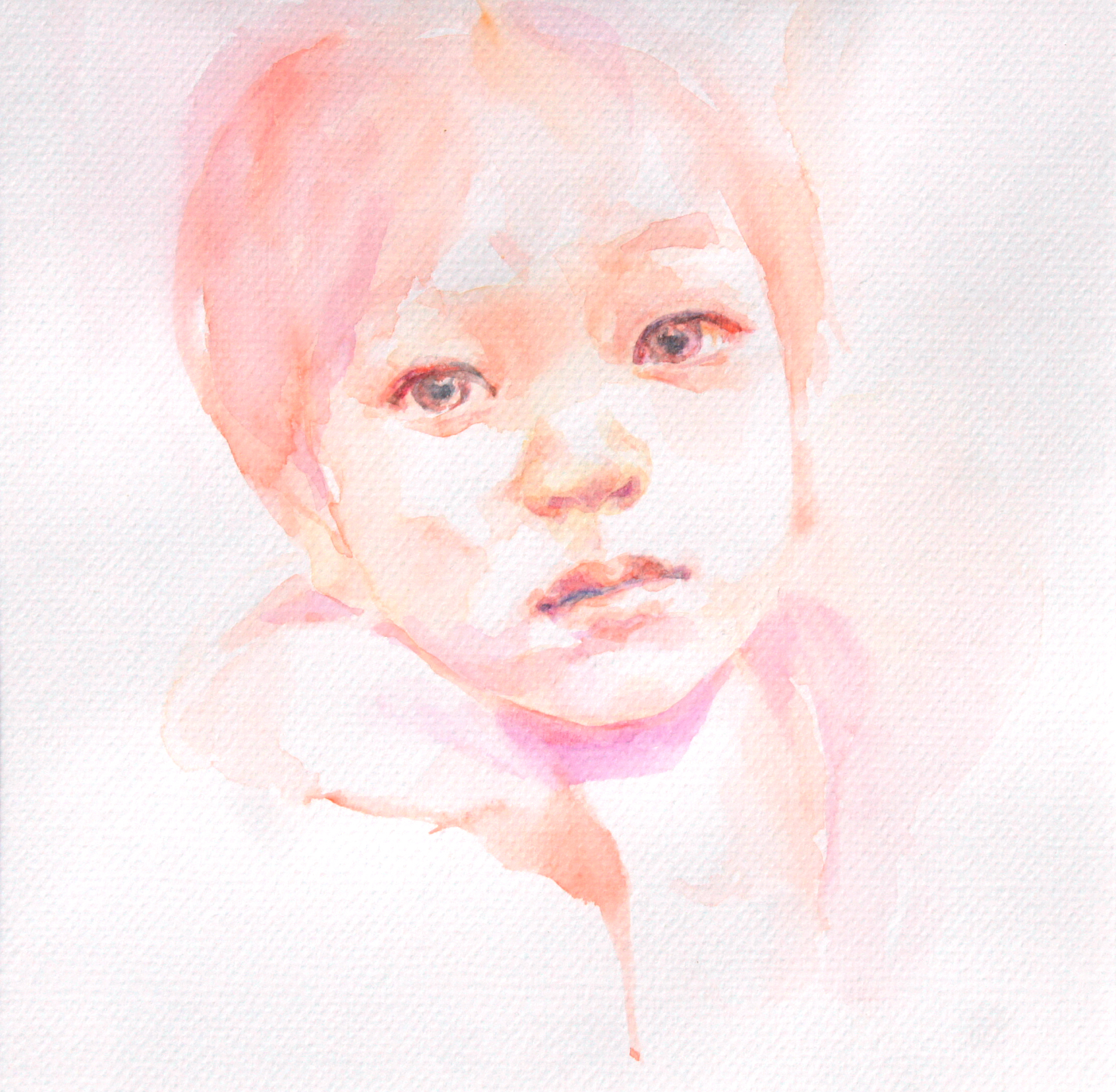 8_Staring Game_19x19_Watercolor on Paper.jpg