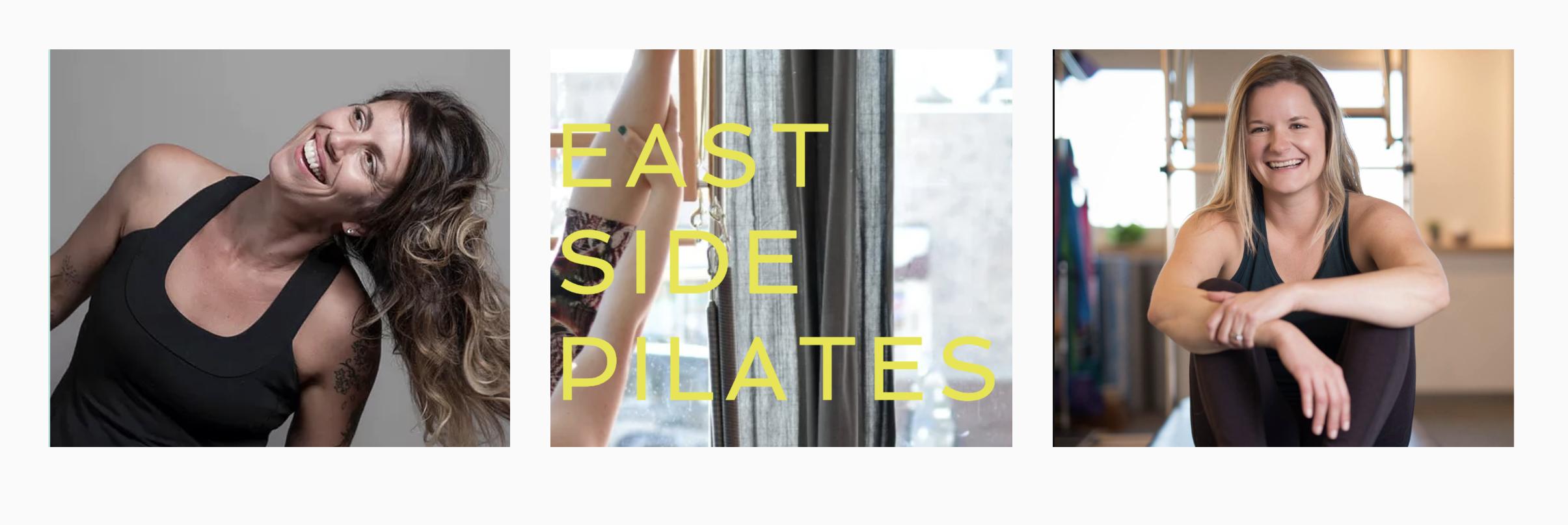 eastside pilates certification course teacher training