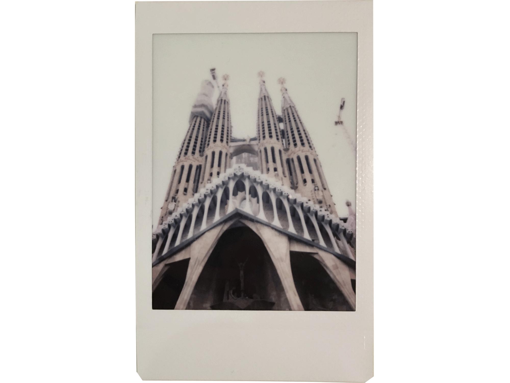 Can't wait to see this finished  La Sagrada Familia, Barcelona, Spain