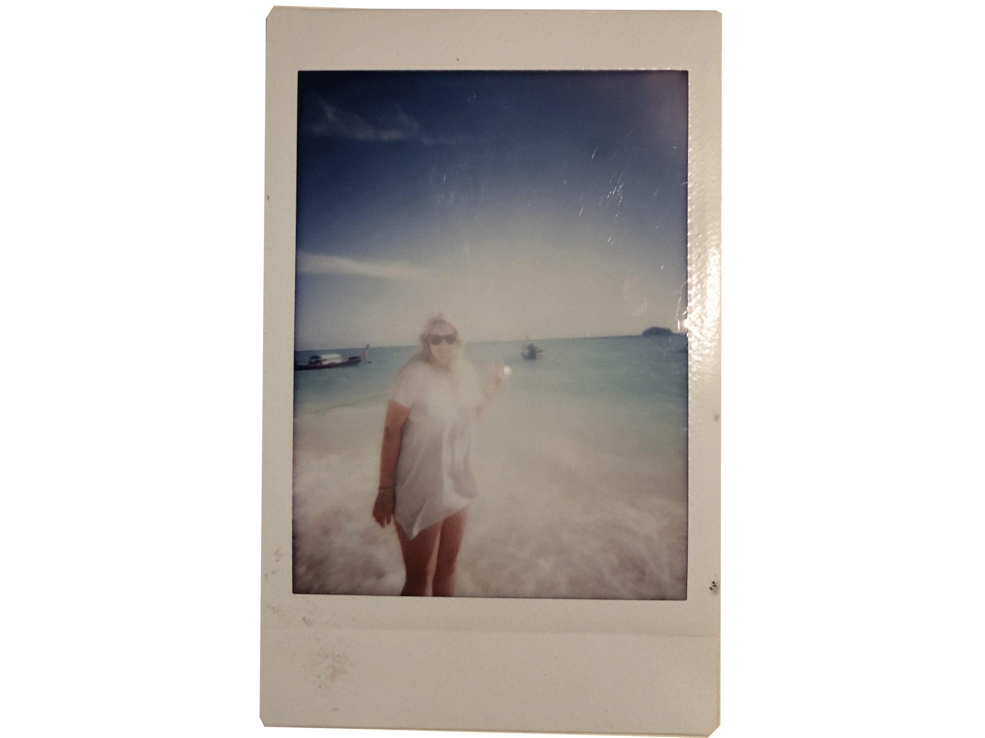 Swapping snow for sand at Christmas 2015  Koh Lipe, Thailland
