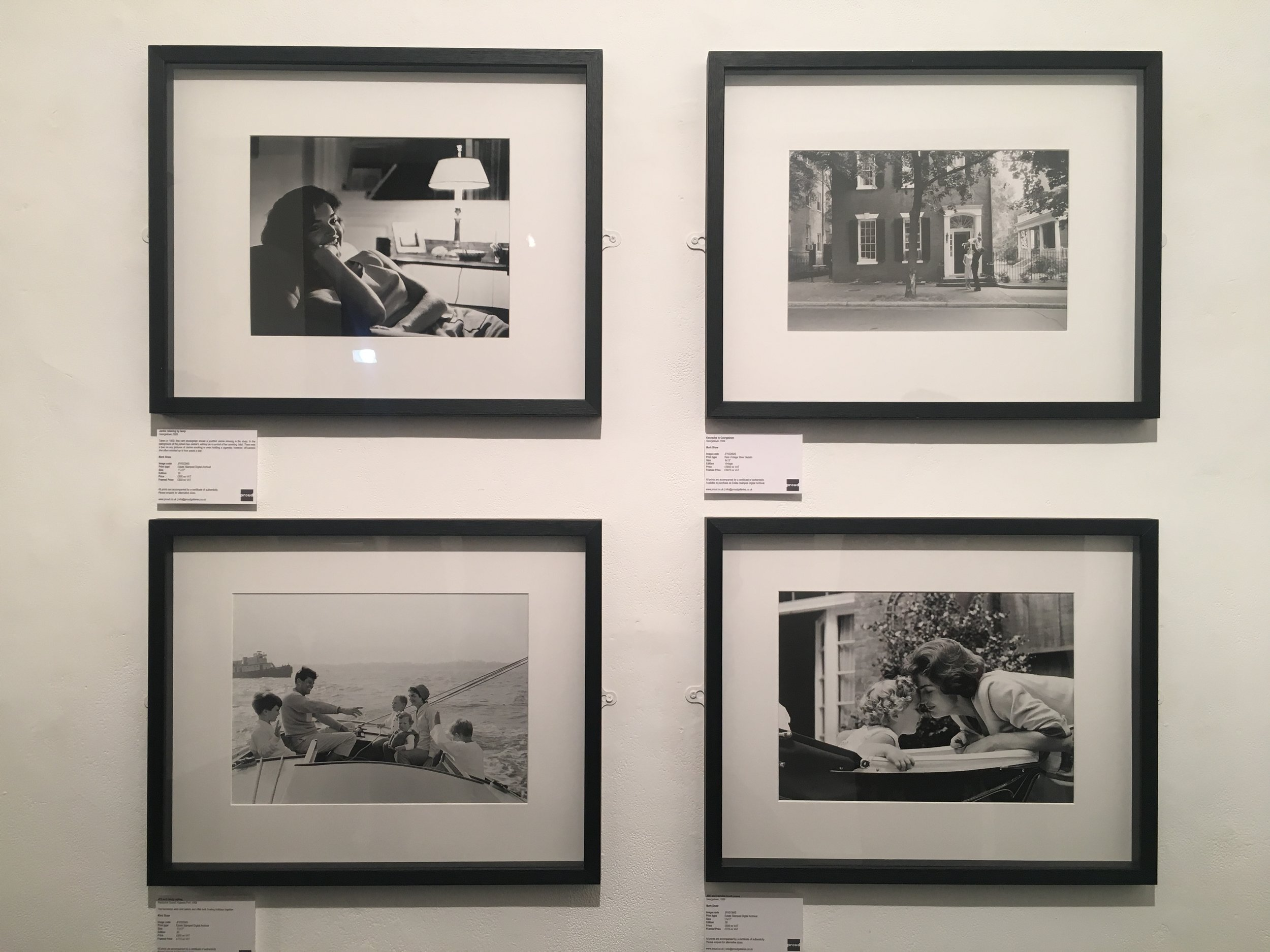 Life with The Kennedys, Proud Gallery, Central London