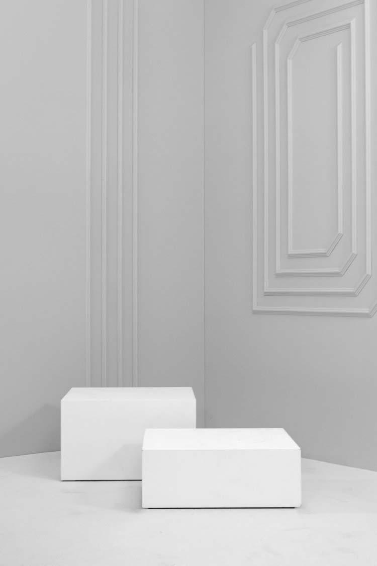 Mannequin Plinths