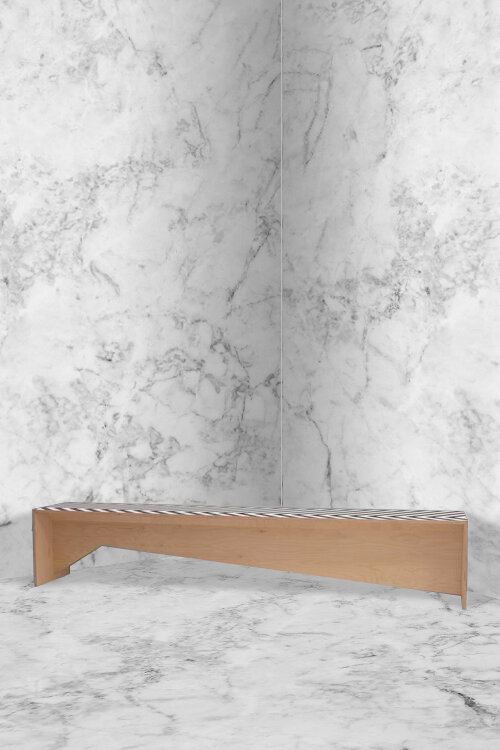 Graphic Bench Seat