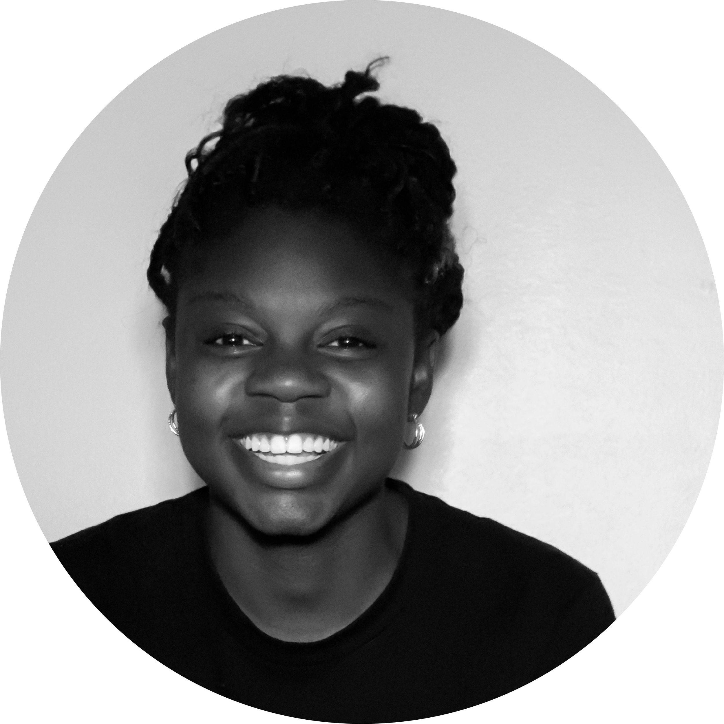 Ayisha Jackson - Ayisha was born in Georgetown, Guyana and raised in the boroughs of New York City, and was brought to Providence through school at Brown University. She felt the call to missions in her senior year after learning about the importance of service and community in the faith.