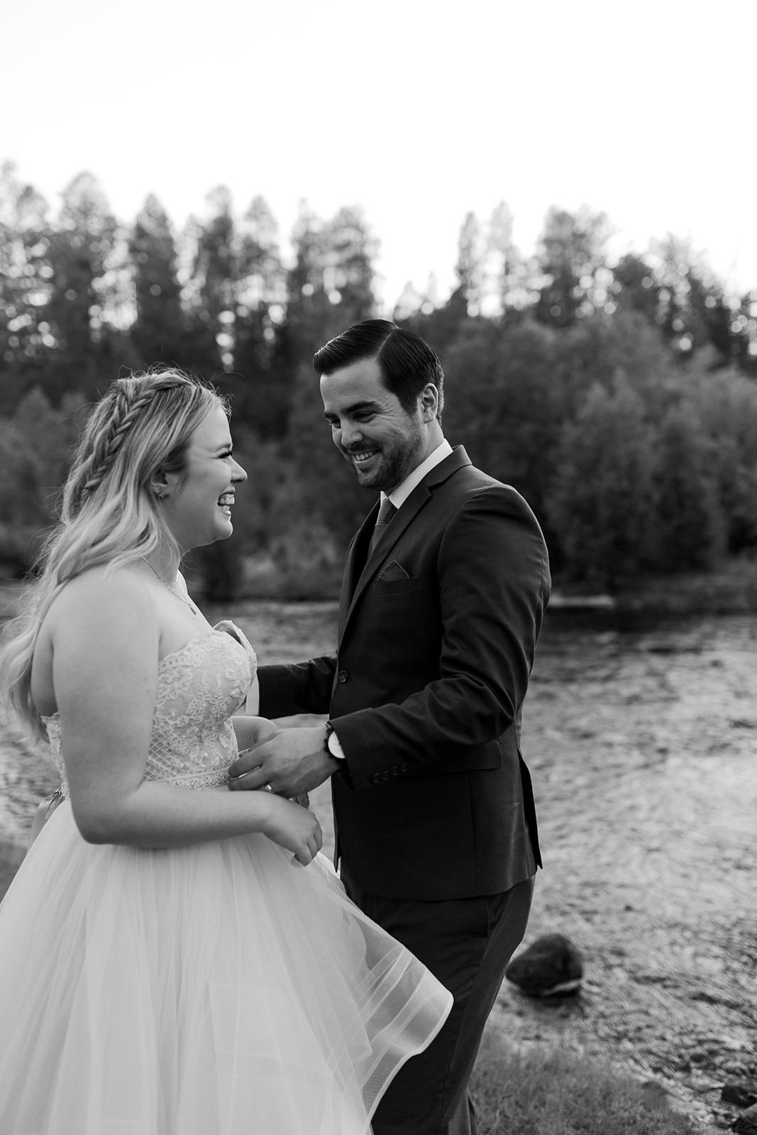 Adventurous Wedding Photographer
