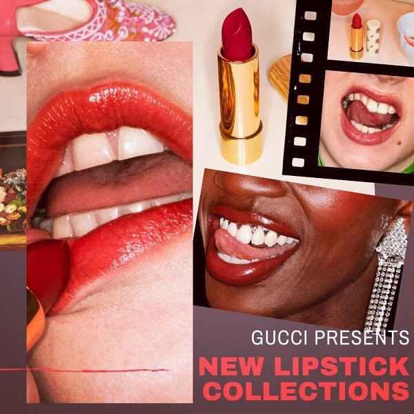 @gucci has made the news over the past few weeks with its controversial new lipstick adverts which feature 'unconventional smiles' with models sporting missing or discoloured teeth.  We love how people are now embracing their imperfections but aren't so sure about the campaign... Is perfect or imperfect best?  I guess any publicity is good publicity... #gucci #fashion #teeth #lipstick #imperfections #smile #ad #campaign #marketing  #guccicampaign #dentist #cosmeticdentistry #whiteteeth #controversial #straightteeth #crookedsmile