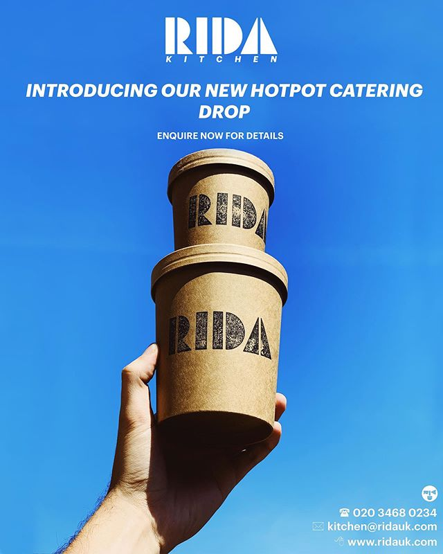 Introducing our new hotpot catering drop service for all your location needs! Get in contact now for more details - kitchen@ridauk.com @rida.kitchen - - - #ridastudio #ridauk #ridakitchen #catering #location #photoshoot #fashion #london #londonfood #hotpot #haggerston #ridastudios
