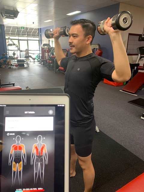 Are you an athlete or weekend warrior needing the edge? - BoOK in at our claremont location for our technology assessment