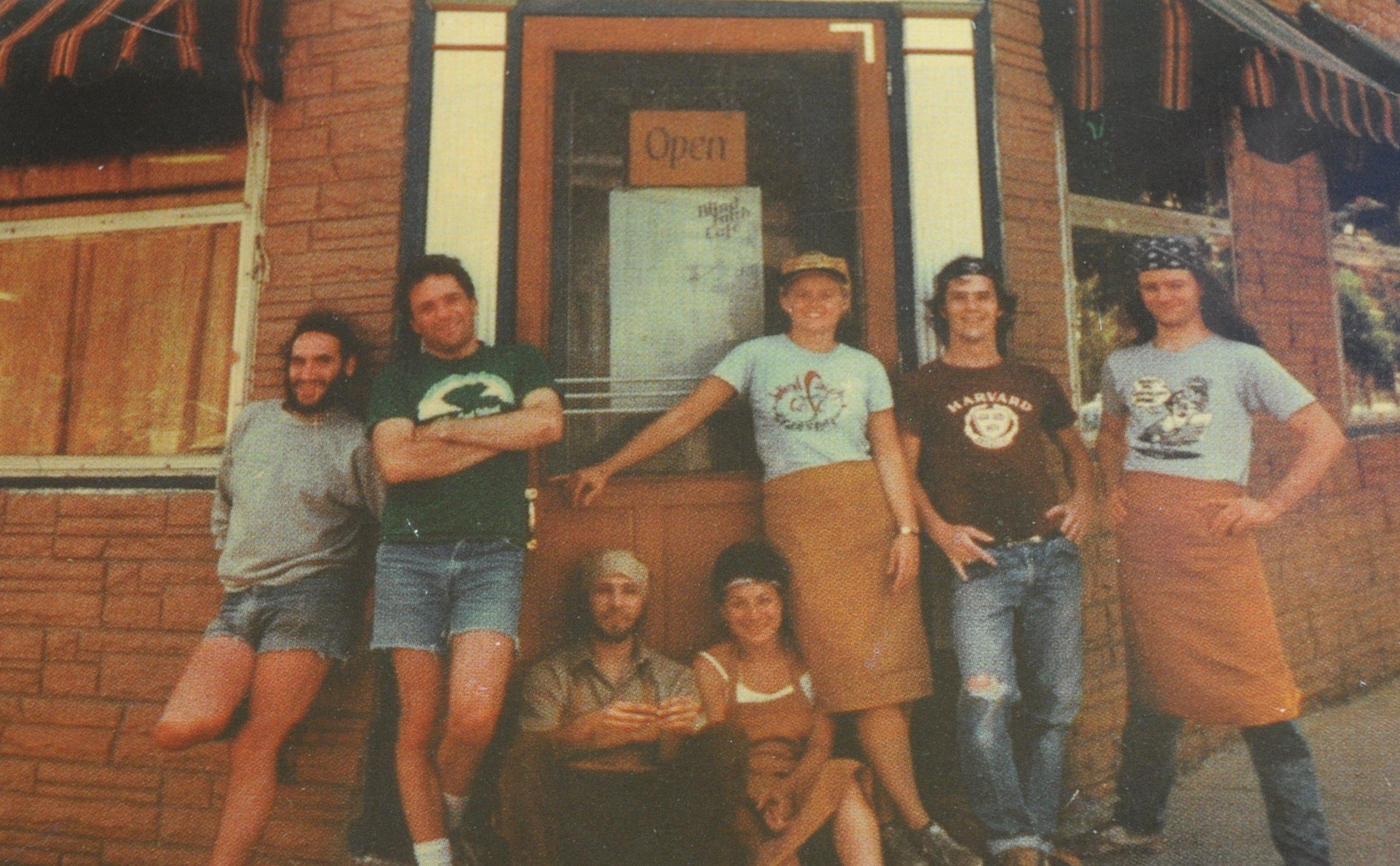 Blind Faith Crew– 1979
