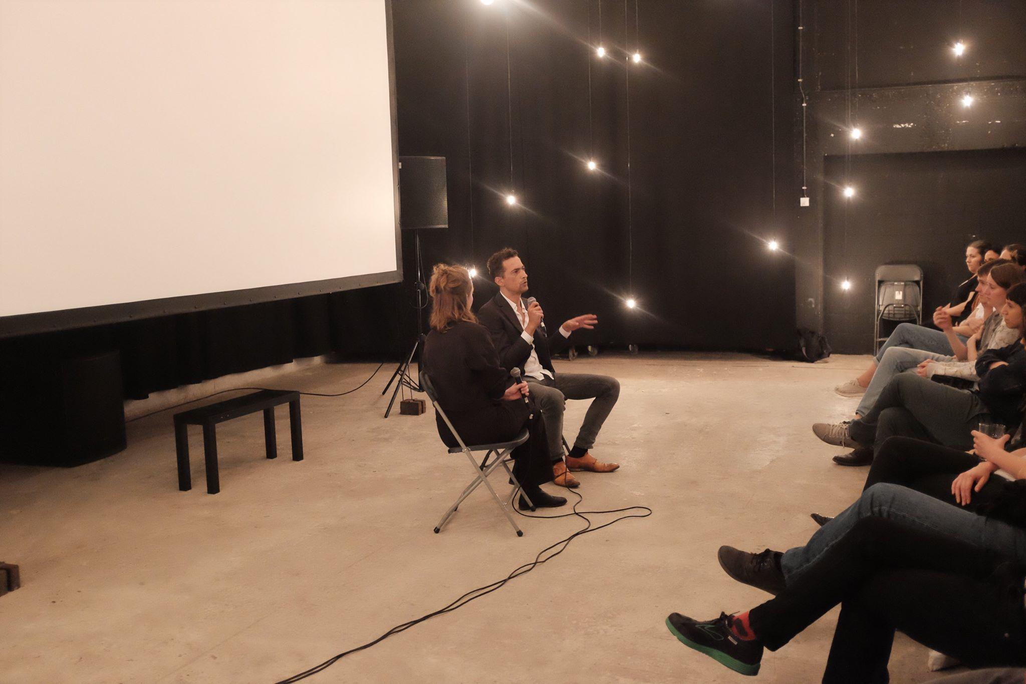 VISITE FILMFESTIVAL   Twee maal per jaar organiseert De Imagerie een filmfestival.
