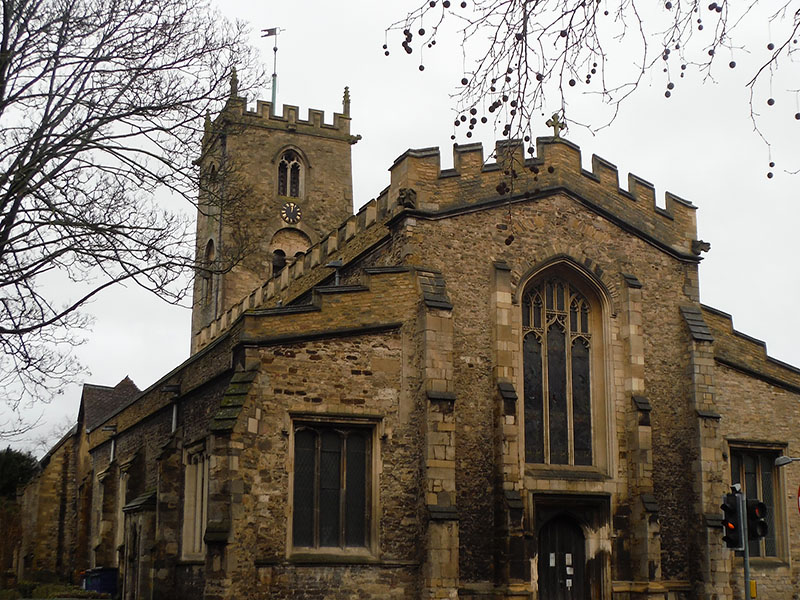 About Albion Archaeology  Albion Archaeology, previously known as the Bedfordshire County Archaeology Service, was established in 1974 and has been based at the historic, grade 1-listed church of St Mary's in the heart of Bedford since 1991.  Find out more about Albion Archaeology ➡