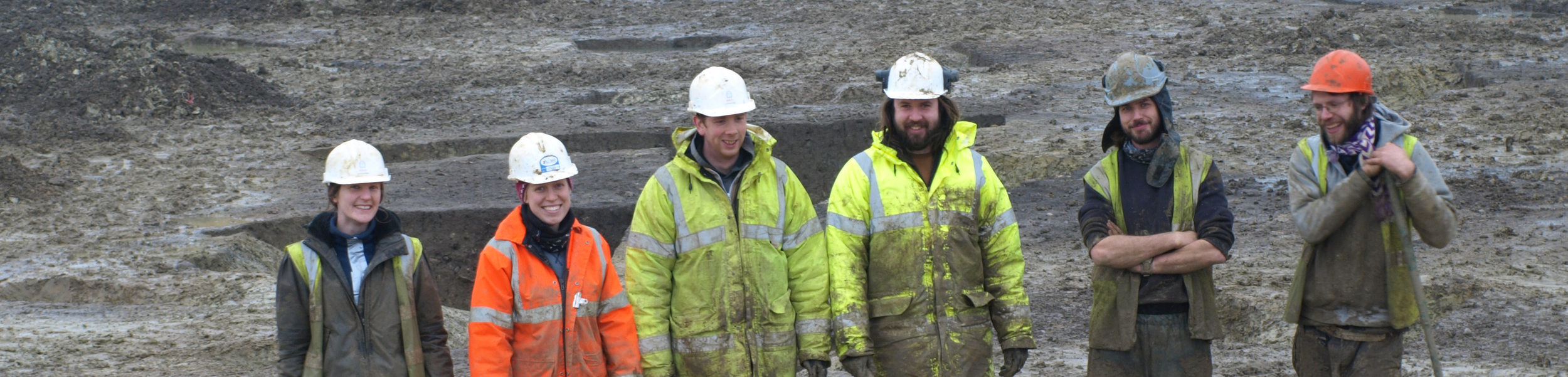 Meet the Albion Archaeology team. You'll see bios below of some our team members and what their specialist archaeology skills are.