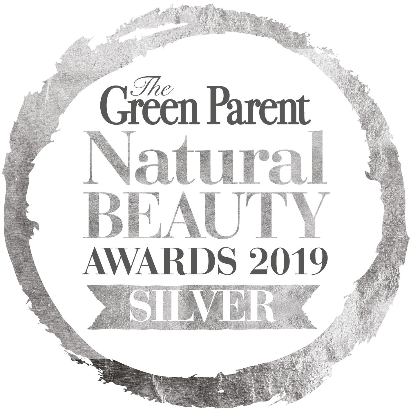 Green Parent Natural Beauty Award - Toner