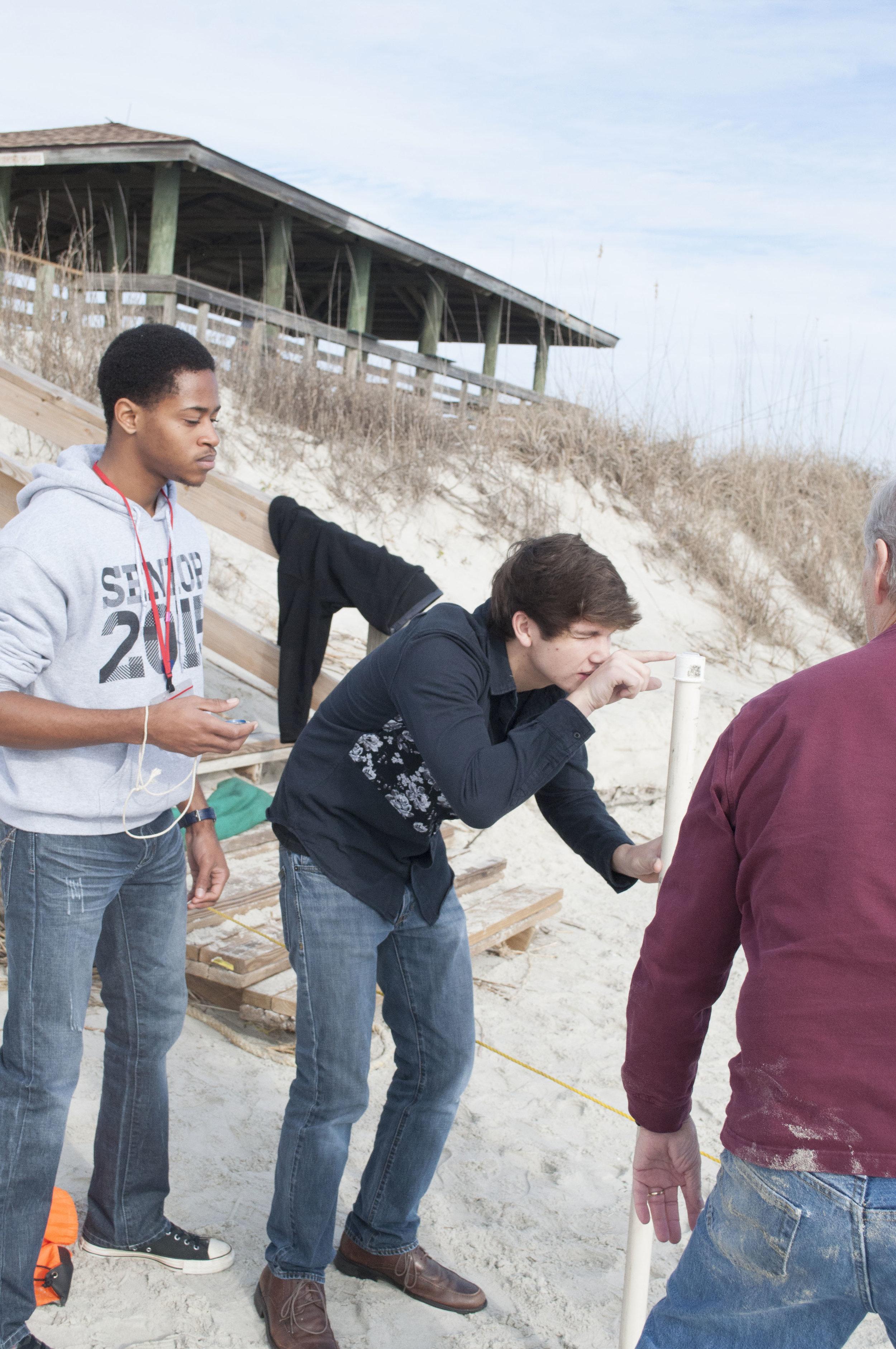 BEACH SLOPE MONITORING