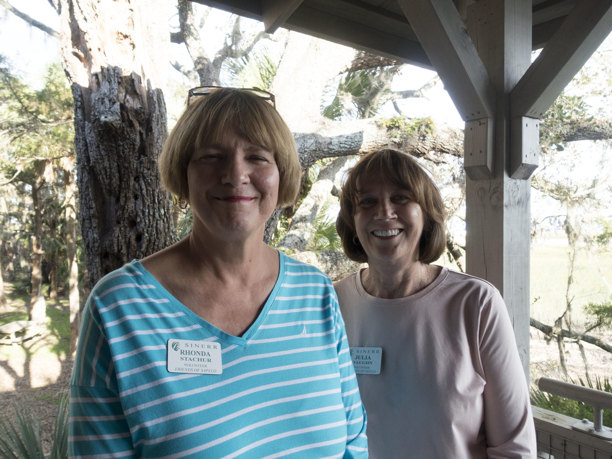 Rhoda Stachur & Julia Vaughn