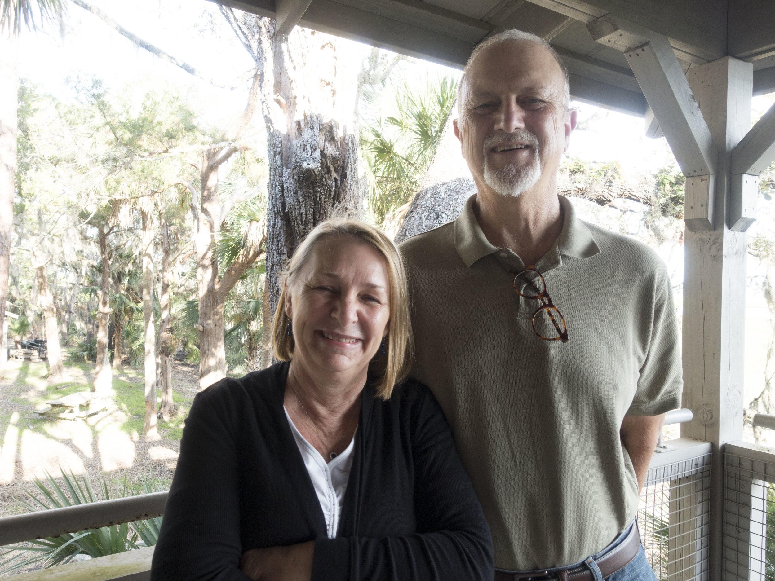Paul & Cathy Nix