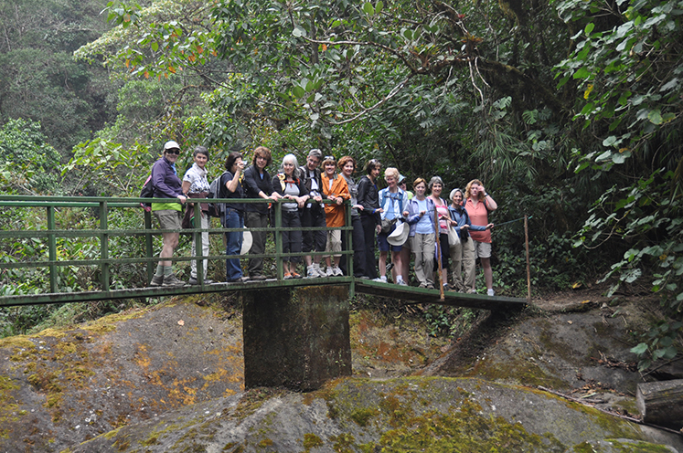 Group Travel to Costa Rica with Ann Becker