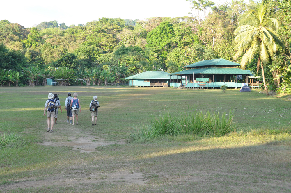 Arriving at destination after a long hike Travel With Ann adventures