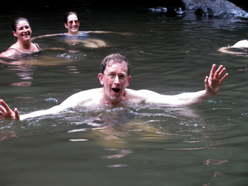Dave in the water.JPG