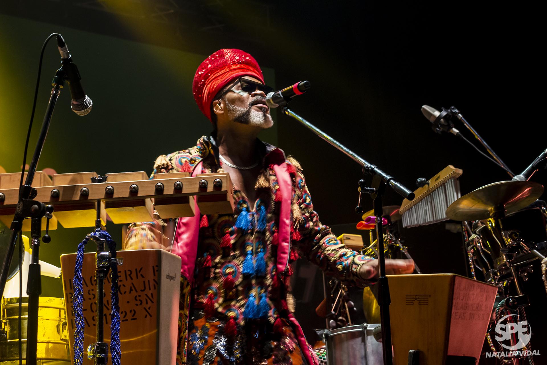 TRIBALISTAS - 23.03.2019 @ LUNA PARKLa banda brasilera visitó la Argentina en su primera y única visita, deleitando con ritmos caribeños a una audiencia que supo disfrutar lo mejor de Brazil.