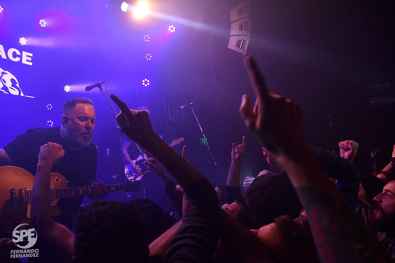 FACE TO FACE - 09.07.19 @ UNICLUBEn el marco de su Latin American Tour, la banda ícono del Punk Melódico volvió a la Argentina.