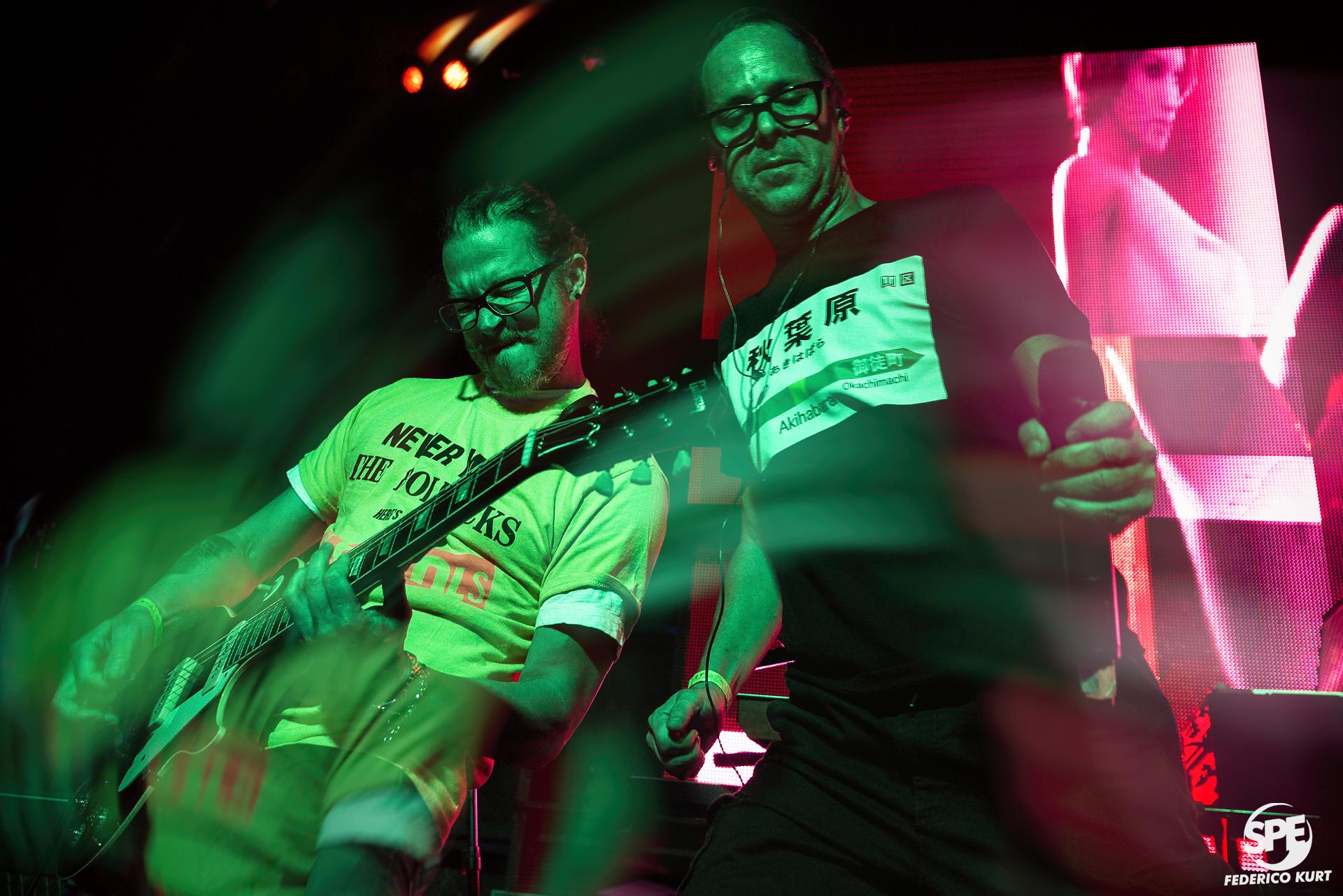El grupo Zapato 3 se presentó en Palermo Club, Buenos Aires, Argentina el dia jueves 08 de Agosto de 2019. El grupo encargado de abrir la noche fue Hey Molly. 8 de Agosto de 2019.Foto de: Federico Kurt