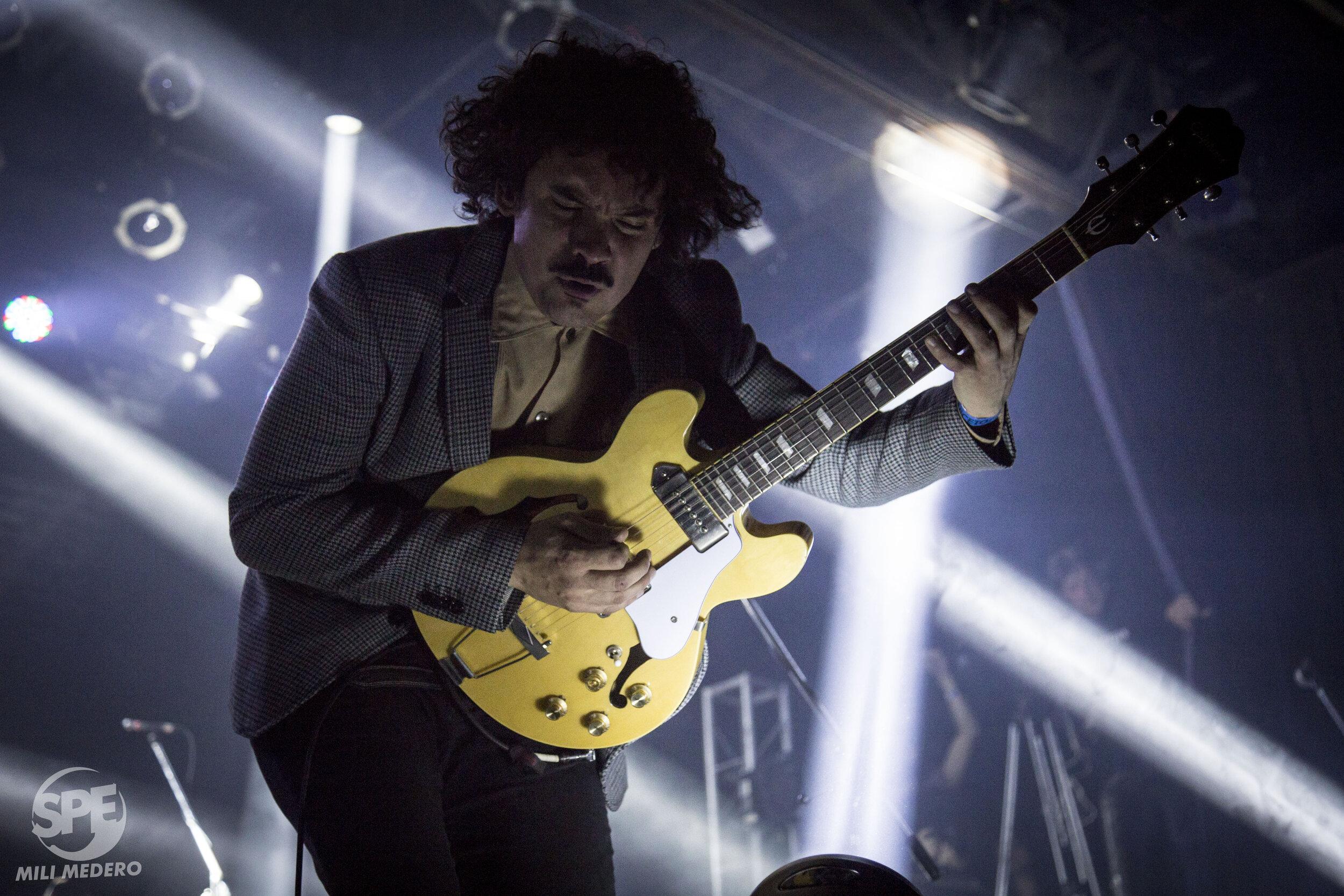 LAS SOMBRAS - 03.10.19 @ NICETO CLUBLas Sombras pasó por Niceto, luego de hacer un Konex en marzo, después de anunciar el adelanto de su tercer álbum.