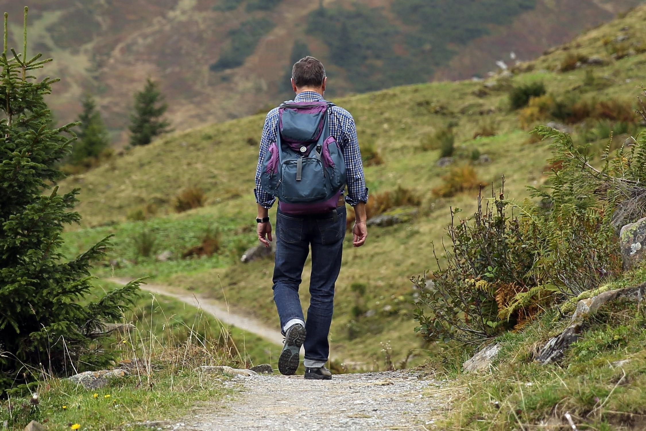 Wandern - Schritt für Schritt ins Paradies