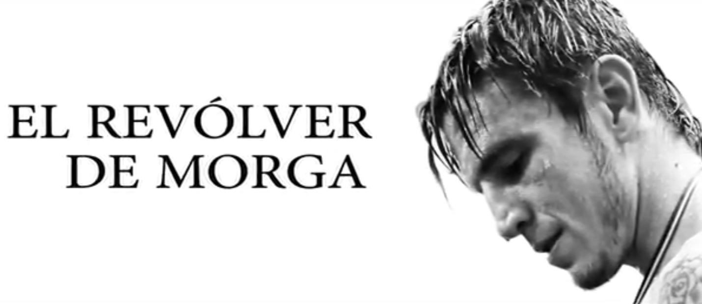 DOCUMENTAL - El Revólver de Morga, documental que gira en torno a la trayectora seguida por el púgil Kerman Lejarraga. En el 2013 kerman comenzó como boxeador profesional en el polideportivo de La Casilla de Bilbao.