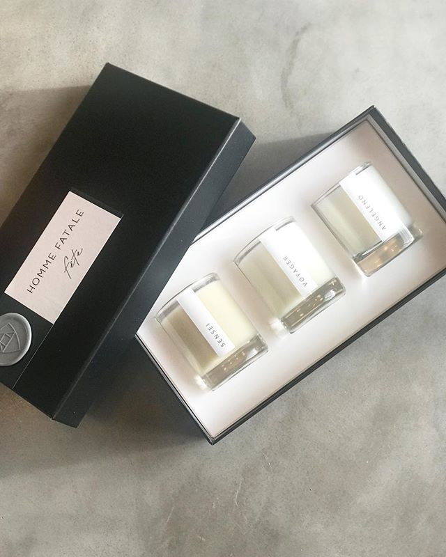Hey, everybody! Come see how good we smell. Now offering votive smell kits for those trying to decide on their optimum scent profile for private label orders.