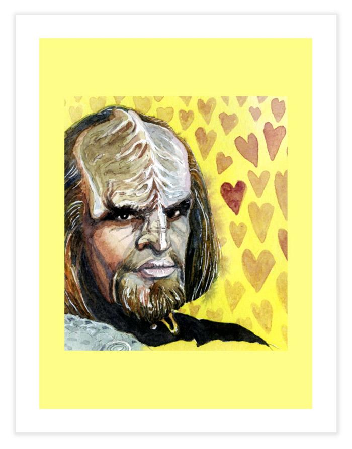 Worf Love